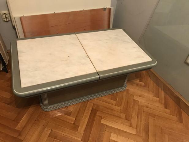 Niski stol bar roche bobois