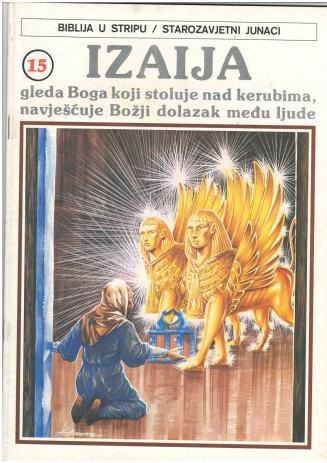 Biblija u stripu  Biblija-stripu-1981-krscanska-sadasnjost-zagreb-nudimo-15kom-slika-91310671