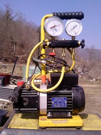 Vakum pumpa za klime prodaja