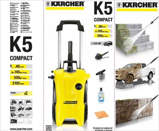 visokotla ni pera karcher k5 compact car. Black Bedroom Furniture Sets. Home Design Ideas