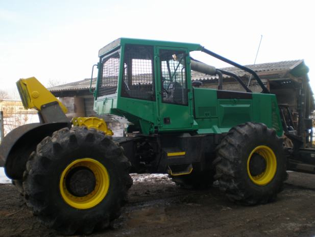 Timberjack 360c