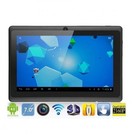 "tablet 7"" Android 4.0 kapacitivni Wifi 1.2GHz-512MB-4GB Hrva"
