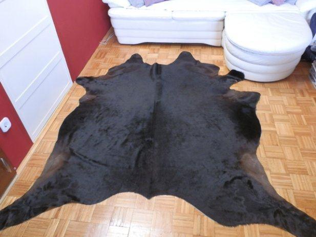 Tepih od kravlje kože