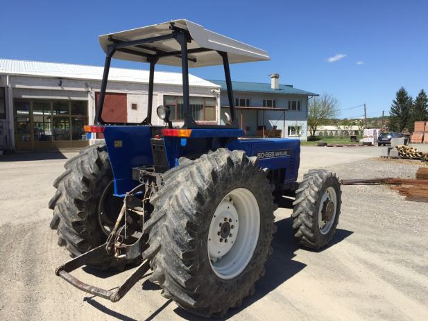 8066 new holland 4x4