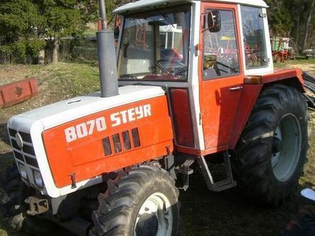 Steyr onderdelen 8070