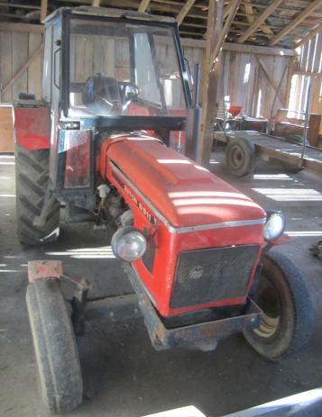 Traktor Zetor 6911 92 Godite 40000 Kn Prvi Vlasnik