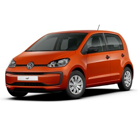 Car-Rent.hr - Volkswagen Up!, BEZ KARTICA
