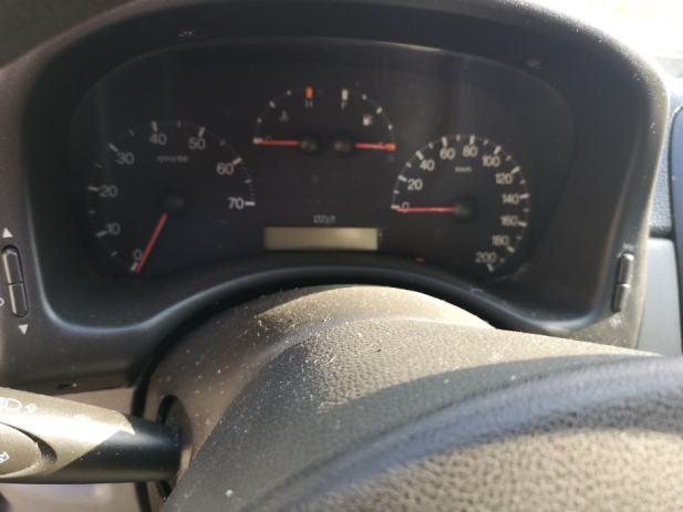 fiat punto mk2 kilometar sat sa putnim računalom
