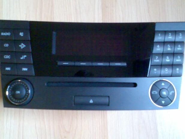 mercedes radio audio 20 cd. Black Bedroom Furniture Sets. Home Design Ideas