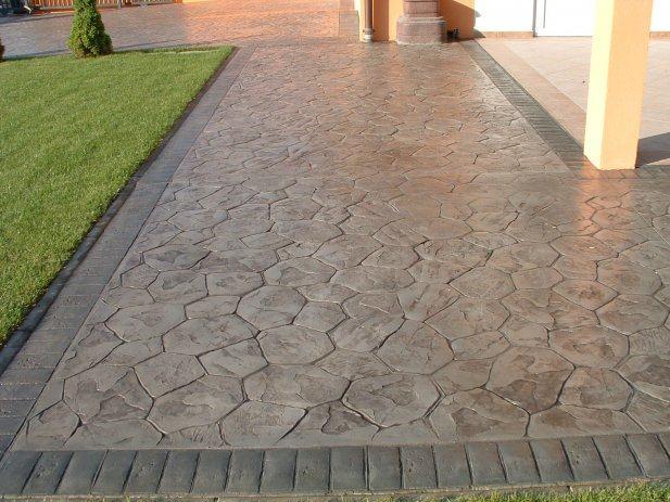 Art Beton dekorativni art beton i kamen za uređenje okućnice, opločavanje
