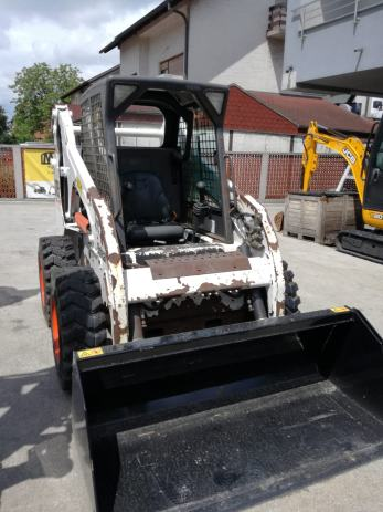 Bobcat S185 HF High Flow, 2003  god , 2396 radnih sati