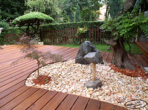 Ukrasni oblutak for Sistemazione giardino