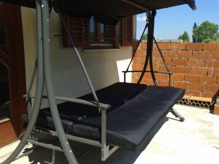 Ljuljacka za vrt, balkon ili terasu