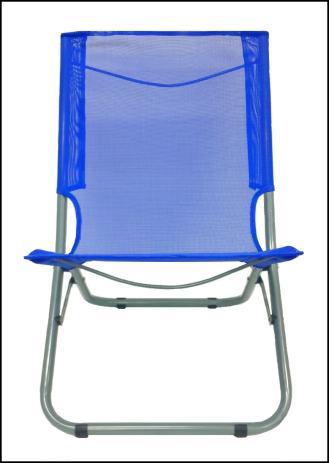 Stolica za plažu, vrt ili terasu - sklopiva