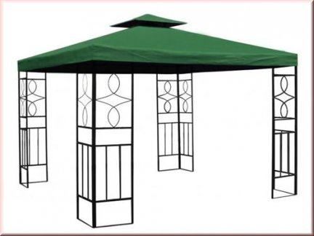vrtni paviljon dimenzija 3x3. Black Bedroom Furniture Sets. Home Design Ideas