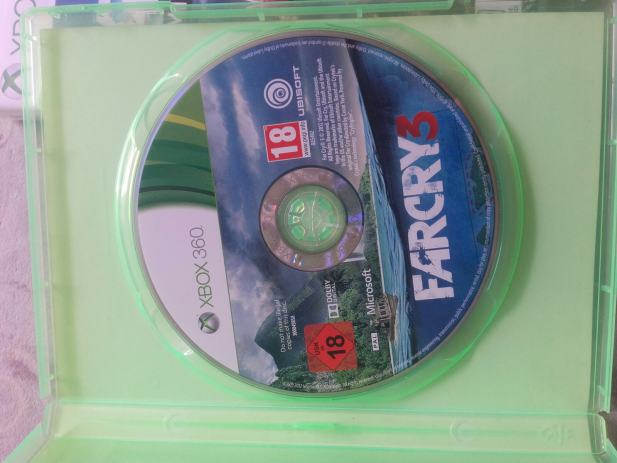 FAR CRY 3 i FAR CRY 4 XBOX 360