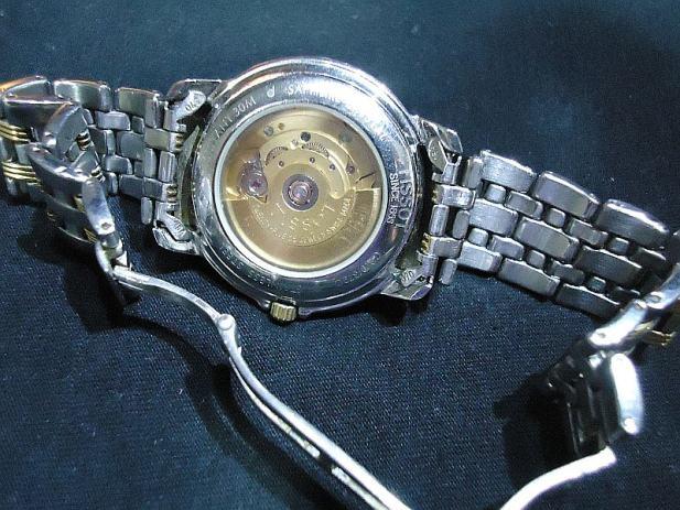 Xfcs tissot 1853 ballade automatic jewels