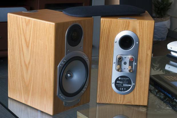 Monitor Audio Silver 1 Bookshelf Loudspeaker Review ...