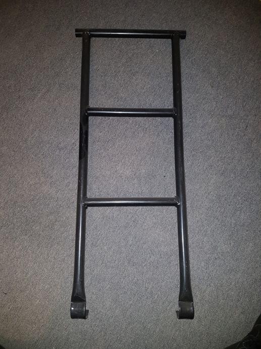 Ljestve za trampolin 80 x 30 cm