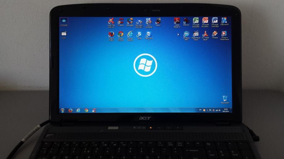 Prijenosno računalo ACER Aspire 5735z (prodaja)