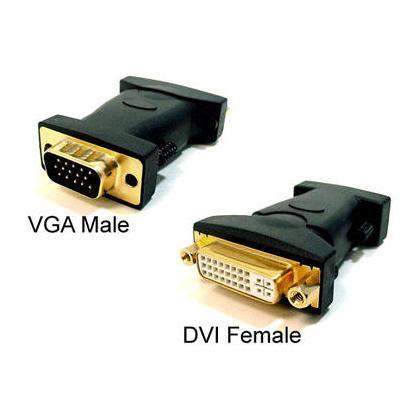 Optimus adapter VGA muški na DVI 24+5 ženski