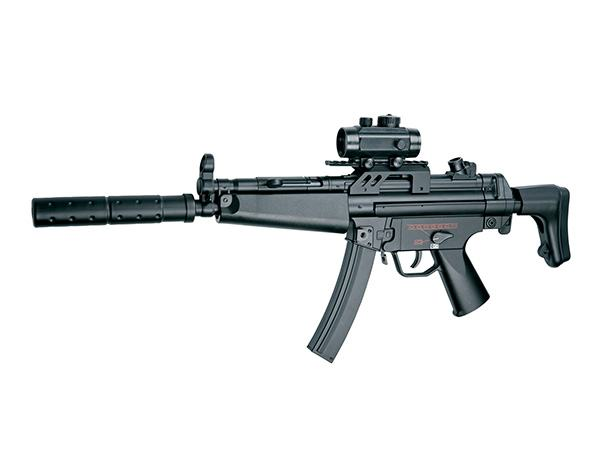 ASG B&T5 A5 Value pack airsoft replika komplet MP5