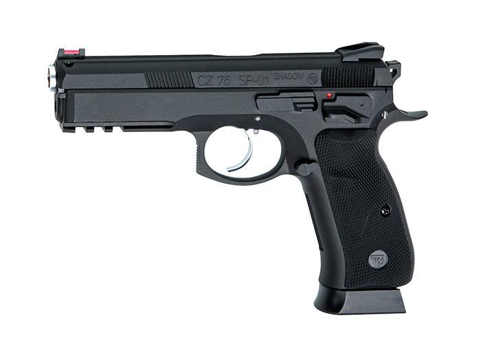 ASG CZ SP-01 Shadow GBB airsoft pištolj