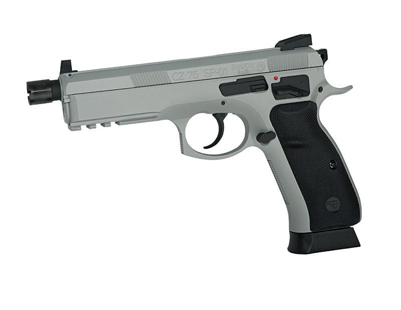 ASG CZ SP-01 Shadow URBAN GREY GBB airsoft pištolj
