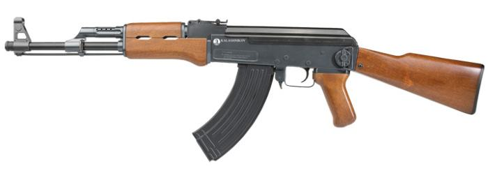 Cybergun AK47 Full Stock Springer Airsoft puška