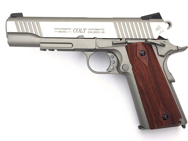 Cybergun Colt Rail Gun stainless