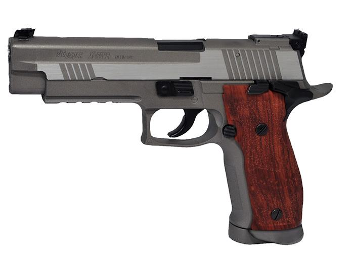 Cybergun SIG SAUER X-FIVE Hairline CO2 airsoft pištolj