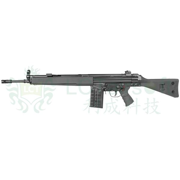 LCT LC-3A3-W (G3A3) BLACK airsoft puška