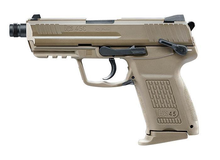 Umarex HK45CT Metal GBB airsoft pištolj