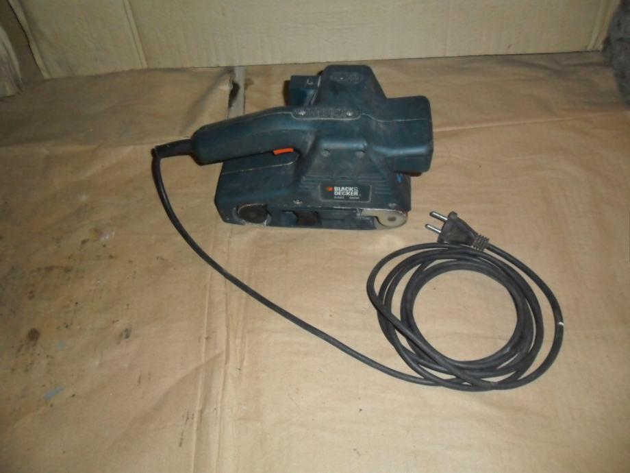 Tračna brusilica ili šlajferica B&D KA83 500W