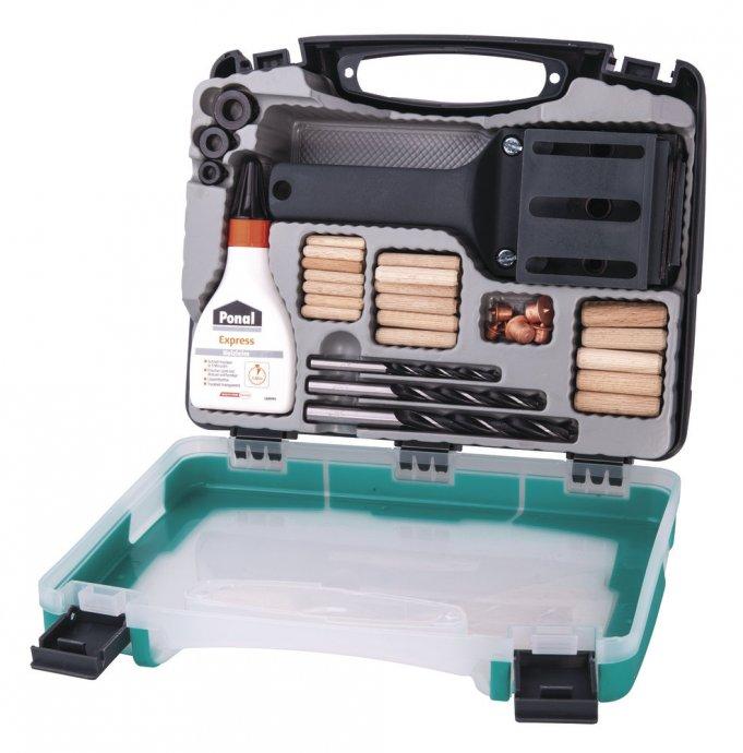 Univerzalna kutija s tiplama za drvo Wolfcraft 4645000