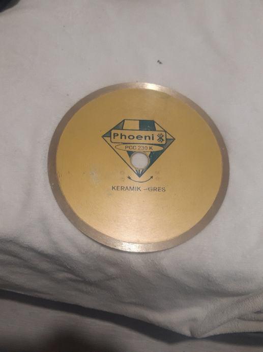 rezna ploca za keramiku-gres,100kn