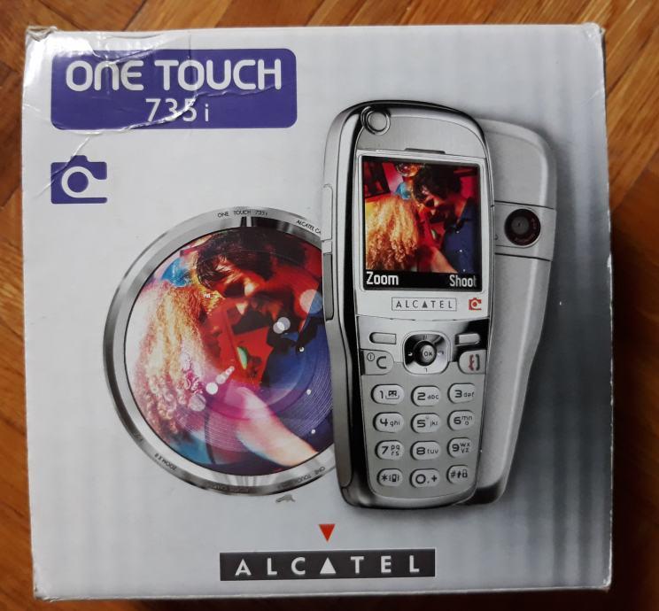 Alcatel OT 735 i