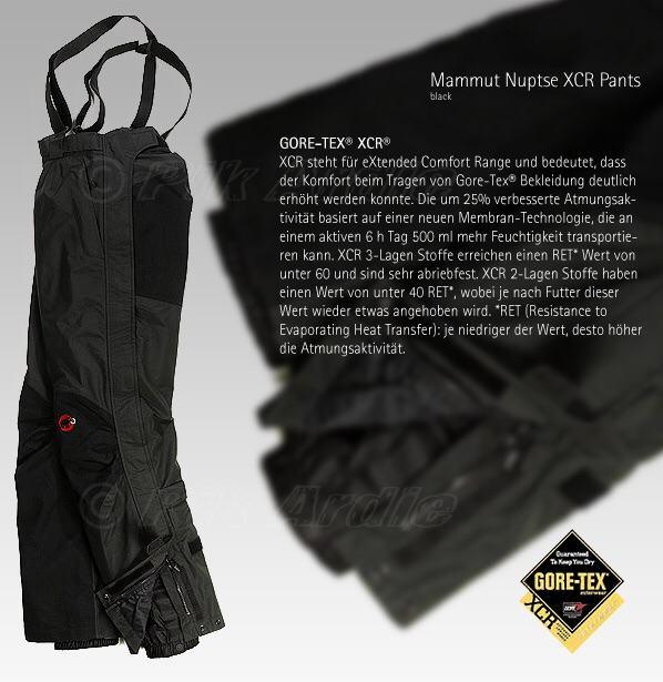 online for sale uk cheap sale sale online MAMMUT NUPTSE Extreme zenske planinarske hlace za turno skijanje