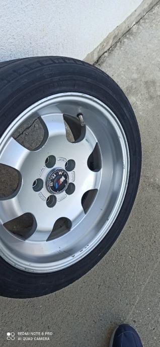 """Alu Felge 17"""" BMW MELBER super cup ET-13/ 8.5jot SKORO UNIKATNE"""