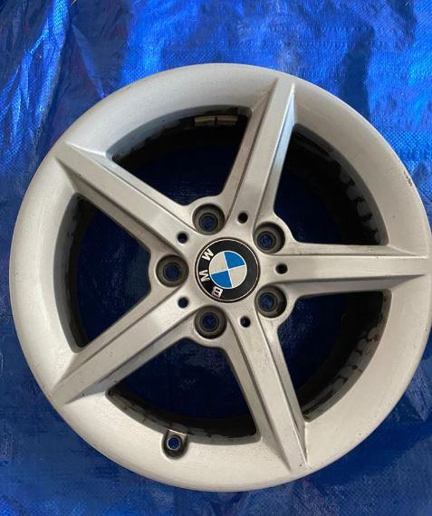 Alu felge 17'' rupe 5x120, 4 kom. BMW 7J ET 40 komplet felgi 4kom
