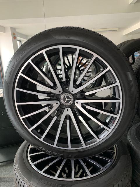 Orginal Mercedes GLE  Alu felge 22'+285/40/22
