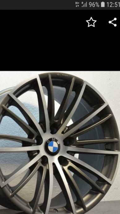 19 Zoll BMW F10 F11 F30 X3 X4 nove Felge njemačka kvalitera
