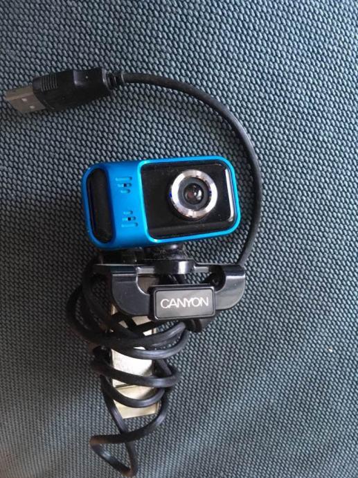 Canyon web kamera