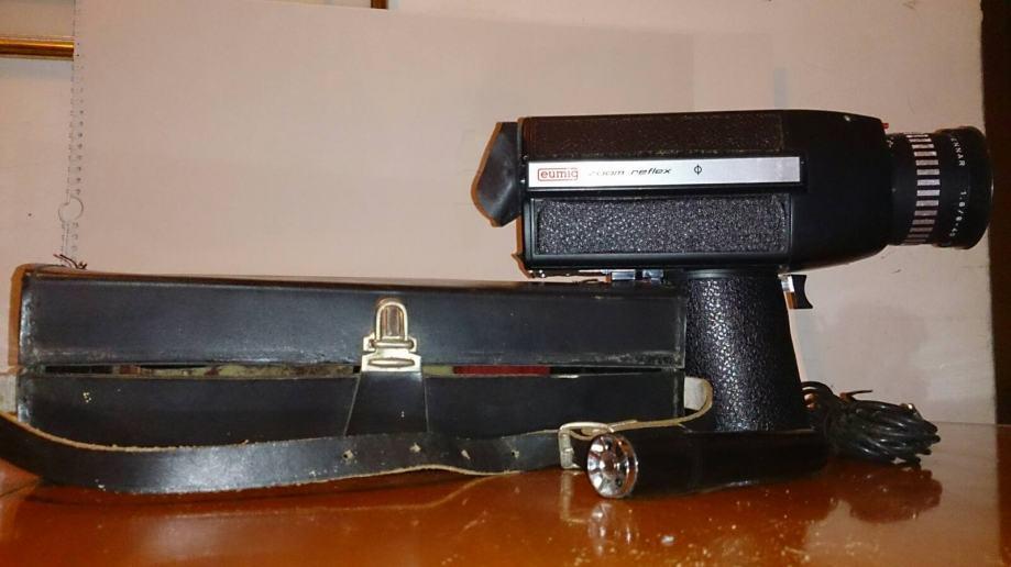 Kamera EUMIG s mikrofonom