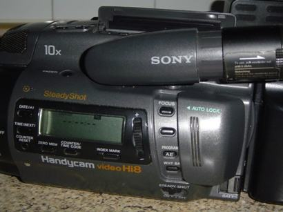 Sony Video camera TR2000E