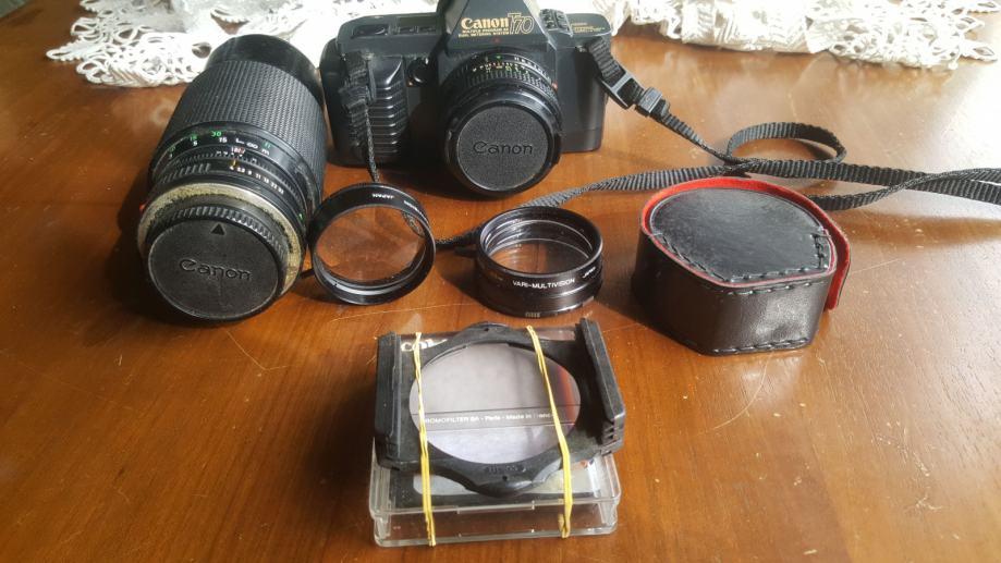 Rabljeni analogni foto aparat