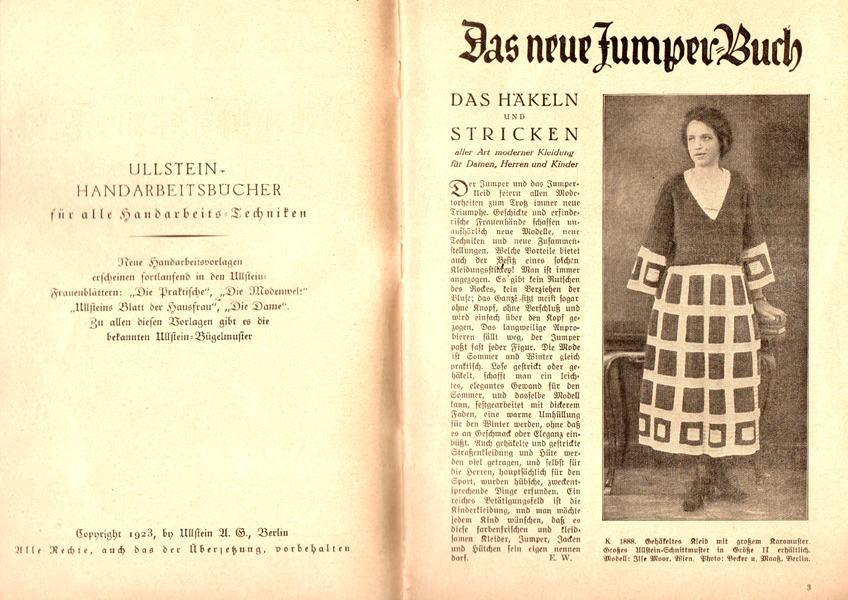 Jumper Buch