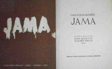 Ivan Goran Kovacic Jama Ilustracije Edo Murtic I Zlatko Prica