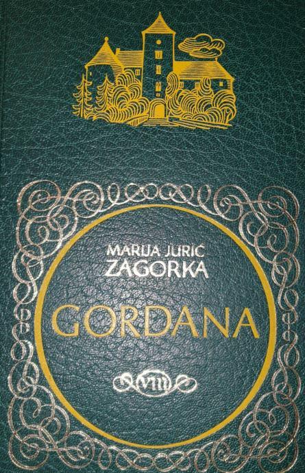 Marija Jurić Zagorka: Gordana VIII