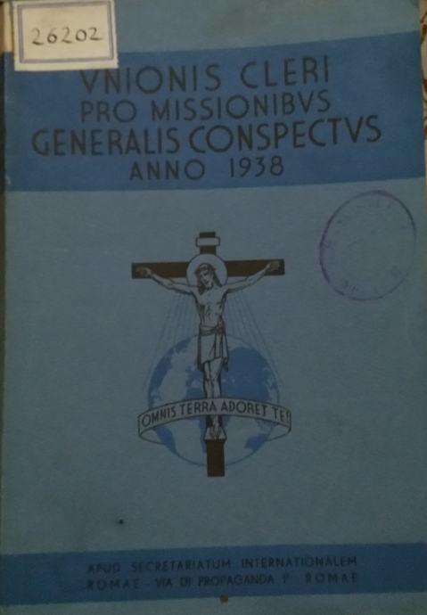Unionis Cleri pro Missionibus